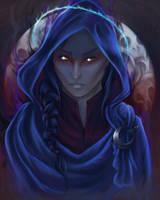 Bloodmoon by Hazelgee