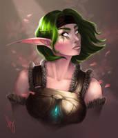 Alenadia by Hazelgee