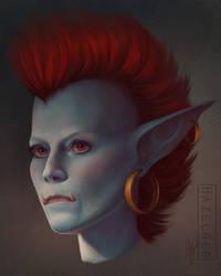 Troll Weaver by Hazelgee
