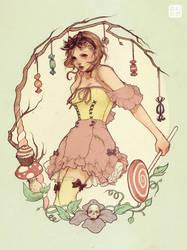 Gretel by yasa-hime