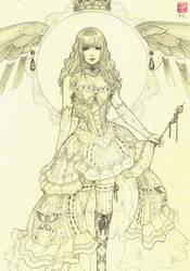 Azina by yasa-hime