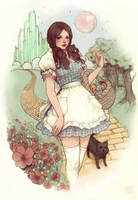 Dorothy by yasa-hime