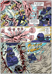 Hellgasm Slaughter: Chapter 1 Page 22 by BlueStrikerBomber