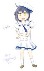 Happy birthday! Maya-chan~ by frantle