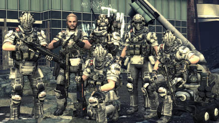 IMC's 8th Spectre Legion by Kommandant4298