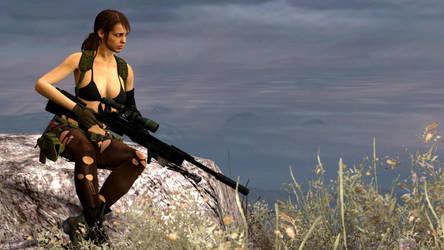 A Quiet Overwatch by Kommandant4298