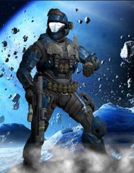 Agent Florida (Captain Butch Flowers) 3.0 by Kommandant4298