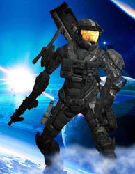 Agent Texas 2.0 by Kommandant4298