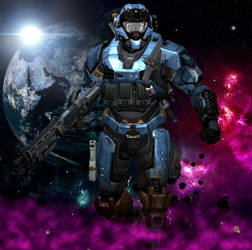 Agent Missouri 3.0 by Kommandant4298