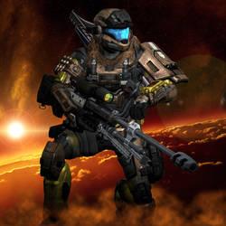 Agent Wisconsin 2.0 by Kommandant4298