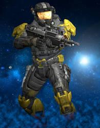 Agent Washington 2.0 by Kommandant4298