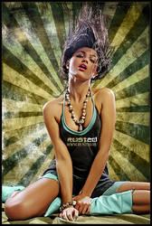Green Fantazma by rust2d