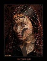 Valentina and Da Vinci code by rust2d