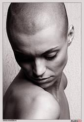 Bald Ksenya by rust2d