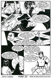 Star Wars: TAC Page 20 by jv7x