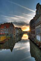 Belgium - Gent by lux69aeterna