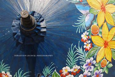 Thailand - Umbrella by lux69aeterna
