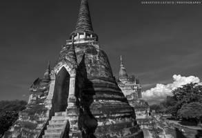Thailand - Ayuthaya by lux69aeterna