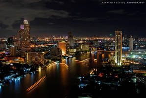Bangkok - Riverview by lux69aeterna