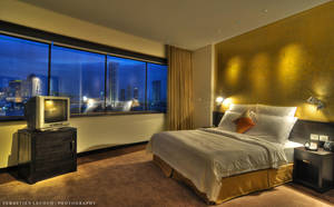Bangkok - Room with a view by lux69aeterna