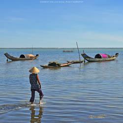 Vietnam - Lagoon by lux69aeterna