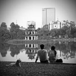 Vietnam - Hanoi by lux69aeterna