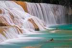 Mexico - Waterfall of the Gods by lux69aeterna