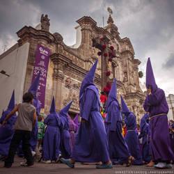 Ecuador - Easter Procession by lux69aeterna