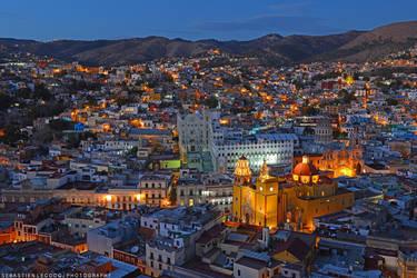 Mexico - Guanajuato by lux69aeterna