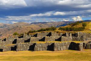 Peru - Sacsayhuaman by lux69aeterna