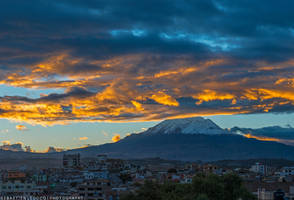 Ecuador | Chimborazo by lux69aeterna