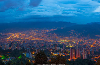 Colombia - Medellin by lux69aeterna