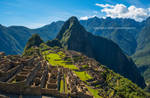 Machu Picchu by lux69aeterna
