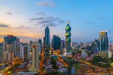 Panama City by lux69aeterna