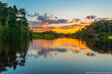 Ecuador   Amazon River Basin by lux69aeterna