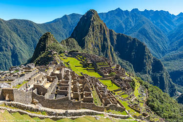 Peru   Machu Picchu by lux69aeterna