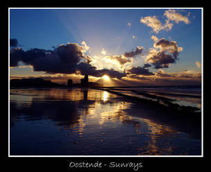 Sunrays by lux69aeterna