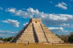 Mexico - Chichen Itza by lux69aeterna