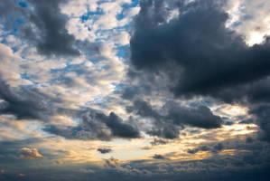 Belgium - Storm Clouds by lux69aeterna