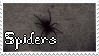 Spiders|Stamp by Crvyons