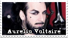 Aurelio Voltaire|Stamp by Crvyons