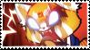 Retsuko Rage|Stamp by Crvyons
