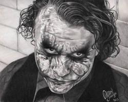 Joker by drewjohnson61