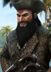 Assassins Creed 4 Edward Thatch by betti357