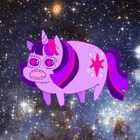 twilight pony by kicksatanout