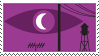 welcome to night vale stamp by hitler-san