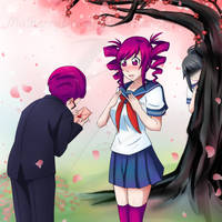 Confession - Match-Making by MulberryArt