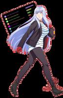 Megami Saikou by MulberryArt