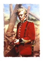 Zulu- Lt. Bromhead by DennisBudd