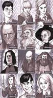 Harry Potter 1 by DennisBudd